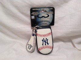 NEW MLB Yankee-themed Universal Cell Phone Case w/ A-Rod 13 Key Chain