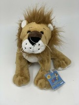Webkinz Plush Caramel Lion Soft Floppy Stuffed Animal With Sealed Code T... - $14.85