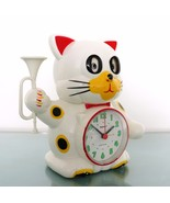 Vintage SAXON KAISER RHYTHM Alarm Mantel CLOCK Talking WAKE UP! Collecto... - $210.00