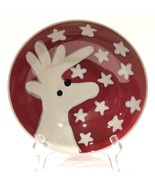 """Reindeer Bowl 7-3/4"""" Coup Cereal Bowl Wisteria - $14.99"""