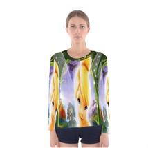 Tinker Bell Disney Fairies Women's Long Sleeve T-shirt - $19.99+