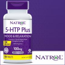 Natrol 5-HTP Plus 100 mg.150 Tablets - $29.72