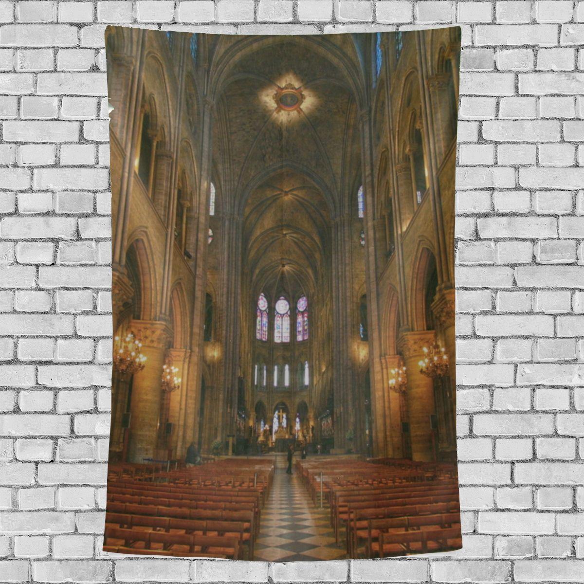 Notre Dame Home Decor: Gallery Wall Decor Notre Dame De Paris Beautiful Light