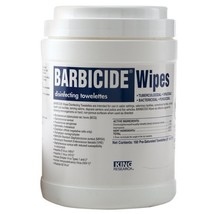 Barbicide Wipes, 160 Count