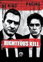 Righteous Kill (DVD, 2009) - $3.63