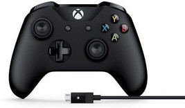 Microsoft 4N6-00001 Xbox Controller + Cable for Windows - $56.57