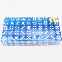 50PCS ,Red/Blue/Green  Digital Dice Puzzle Game Send Children ,4 Sided D... - $19.01