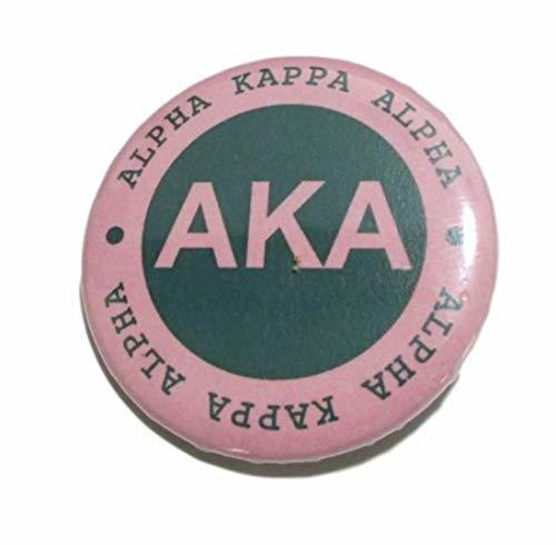 Primary image for Alpha Kappa Alpha Sorority Round Button