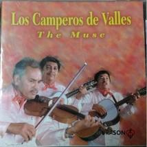 Los Camperos de Valles CD - $4.95