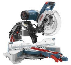 Bosch 10-Inch 15-Amp Dual Bevel Axial-Glide Compact Miter Saw, CM10GD - $639.00