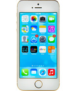 Apple iPhone 5s 16GB Gold Factory Unlocked Smartphone ME298LL/A - $139.95
