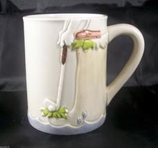 Golf Golfer 3D Coffee Mug Water Trap Golfing Tea Cup By Enesco - $14.99