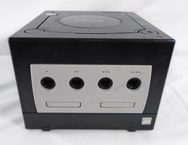 Nintendo GameCube Jet Black Console ONLY DOL-001 USA - $35.63