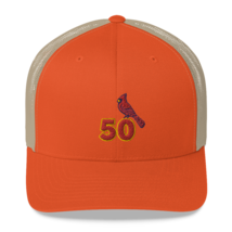 Adam Wainwright hat / Adam Wainwright Trucker Cap image 10