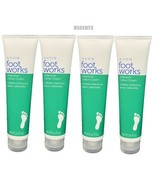 Bundle of 4 of Avon Foot Works Intensive Callus Cream 3.4 Fluid Ounces - $29.69