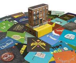 Outdoor games for kids and adults  55 game card... - $38.04