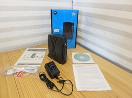 Motorola SURFboard SB5101U DOCSIS 2.0 Cable Modem With Power Supply & US... - $23.36