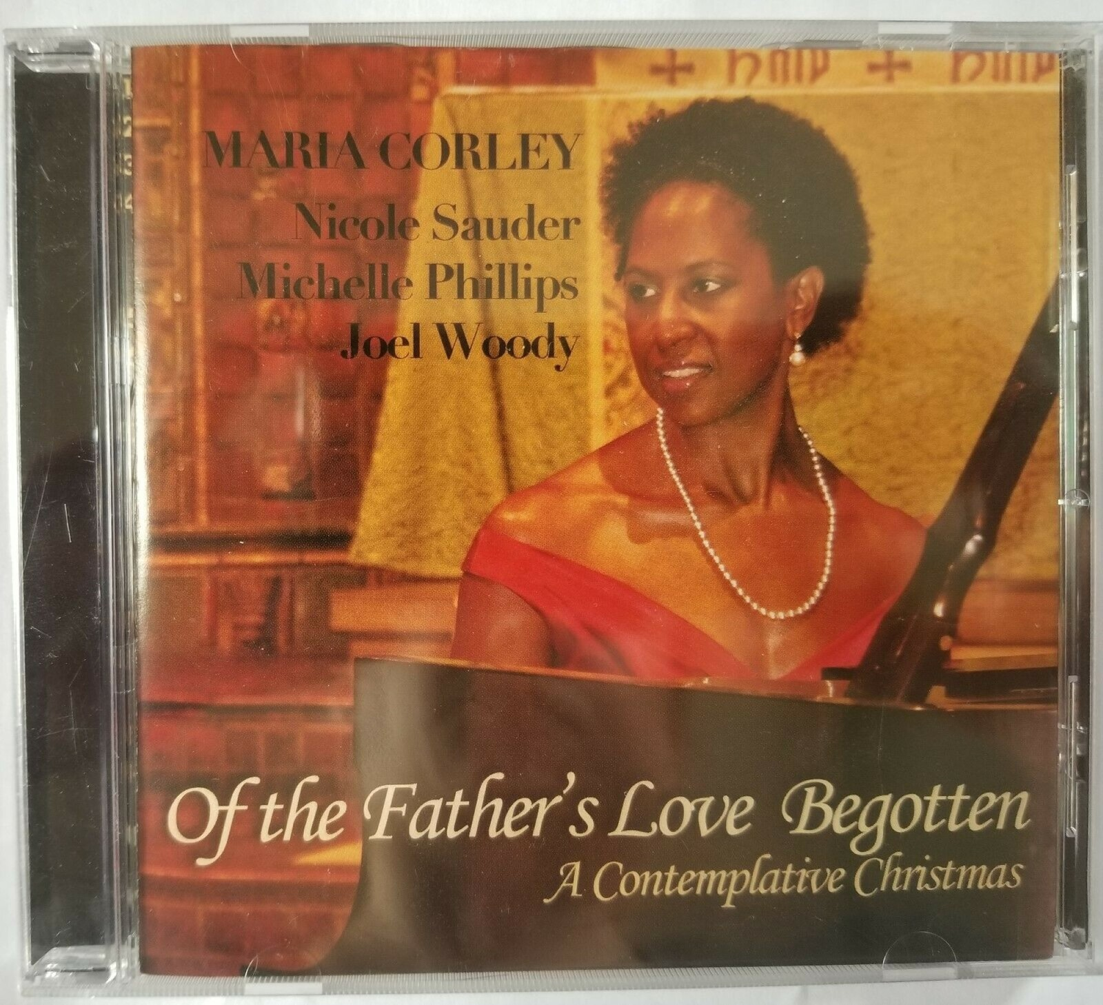 Of the Fathers Love Begotten Contemplative Christmas Cd