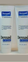 2 Dermasil Labs Dry Skin Treatment Original Lotion Hypo-Allergenic 8oz KK1 - $10.88