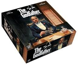 The Godfather Board Game Corleone's Empire Strategy Interactive MultiPla... - $42.99