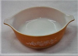 Pyrex 'Butterfly Gold # 2' Cinderella Casserole Dish # 471-B - no lid - $7.87