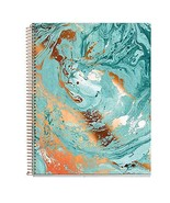 Miquelrius Large 4 Subject Wirebound Notebook - Hardcover, (120 Sheets-2... - $18.74