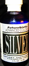 ADVANCED COLLOIDAL SILVER (2K FLUID OUNCES LIQUID) MSRP $16.99  image 2