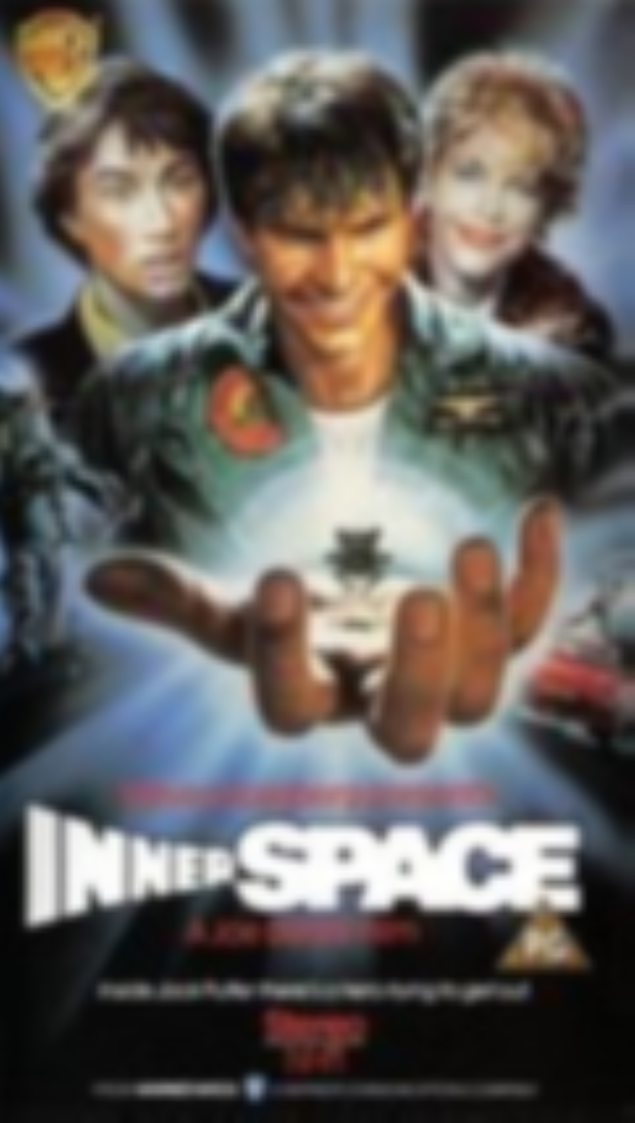 Innerspace Vhs