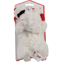 Multipet International White Lamb Chop Dog Toy 6 Inch - $20.37 CAD