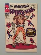 Amazing Spider-Man # 47 (Marvel - Kraven the Hunter) - $92.00
