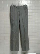Women's Ann Taylor Gray Size 0 Curvy Dress Pants - $6.48
