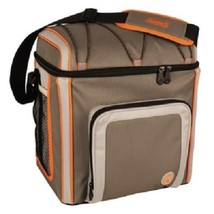 Coleman16 Can Soft Cooler Outdoor With Liner Tan 3000002169 - $45.18