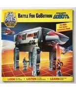 Battle For Go Botron Challenge Of The Gobots, K-Tel International–KS 010... - $986.95