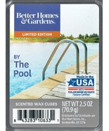 By the Pool Better Homes and Gardens Scented Wax Cubes Tarts Melts - $3.75