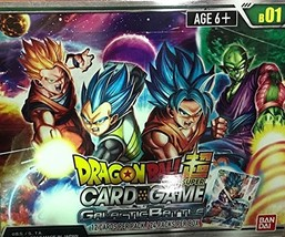Dragon Ball Z Super Galactic Battle TCG Booster Display Box English - $78.88
