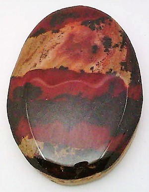 Primary image for Indian Paint Stone Rhyolite Cabochon 94