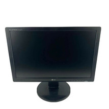 "LG 19"" Widescreen LCD Monitor VGA DVI 16:10 W1942TQ-BF Flatron TESTED - $49.99"