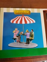 Lemax, Lunch At The Park Village Accessory Picnic Table #93432 New 2020 - $18.76
