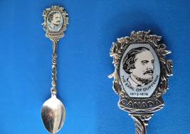 Earl of Dufferin Souvenir Collector Spoon Governor General of Canada Col... - $6.95