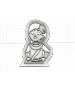 Printed Cookie Cutter Inspired by Dragons Rescue Riders Leyla - $8.91