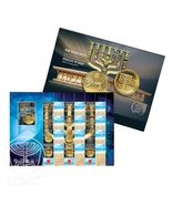 Israel The Menorah Stamp Sheet - €79,49 EUR