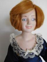 "Vintage 16"" Princess Diana Porcelain Doll w/ Box - $9.99"
