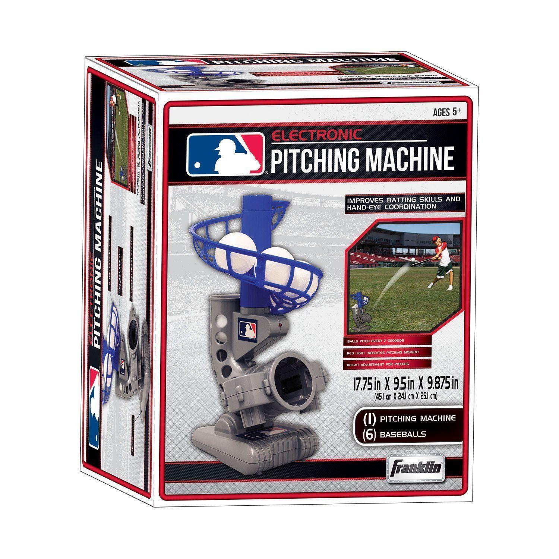 youth pitching machine