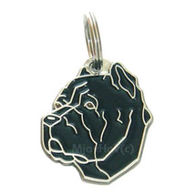 Personalised, stainless steel, breed pet tag, Cane corso - $17.90