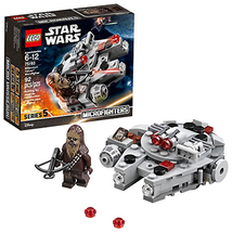 LEGO Star Wars Millennium Falcon Microfighter 75193 Building Kit 92 Piece - $12.88
