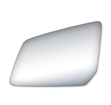 For Traverse, Acadia, Outlook, Left Driver Mirror Glass Lens  w/Adhesive - $15.79
