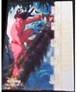 2003 Disney Treasures Heroes Tarzan Walt Disney card number 77 Upper Deck - $3.75