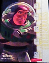 2003 Disney Treasures Heroes Buzz Lightyear Walt Disney card number 9 Up... - $3.75