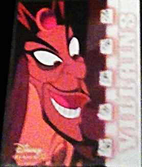 2003 Disney Treasures villains Jafar Walt Disney card number 34 Upper Deck