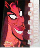 2003 Disney Treasures villains Jafar Walt Disney card number 34 Upper Deck  - $3.75